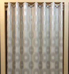 Afgedrukt Gordijn, het Textiel, Klaar Gemaakte Gordijn C1307A van het Huis