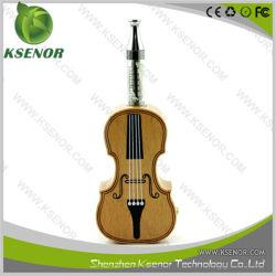 De houten Nieuwe Violine Stijl E Cig van het Ontwerp (VIO)