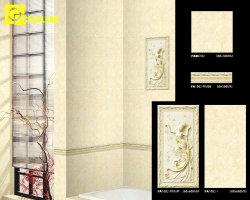 Parete di bordatura decorativa delle mattonelle di vari disegni dalla Cina