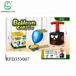 Juguete Educativo juguete experimento de ciencias de la inercia de la Fuerza Aérea de la torre de lanzamiento de globos automóvil juguetes para niños