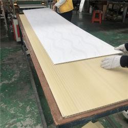 مواد البناء المصنوعة من مادة الزخرفة المادية للحائط المصنوعة من مادة الكلوريد متعدد الفينيل المقاومة للماء