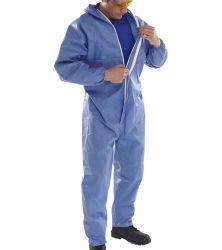 Xiantao 처분할 수 있는 방어 한 벌 작업복 청정실 전반적인 백색 작업복 청정실 의복 보다는 나아지십시오