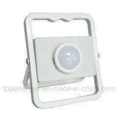 Портативный светодиодный индикатор на открытом воздухе рабочего освещения встроенный блок банка