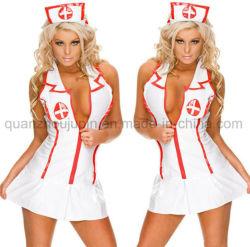 Nuevo OEM Cosplay Ropa Interior lenceria sexy traje de enfermera