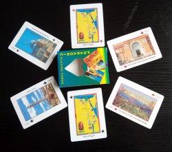 /Advertising/Gift 주문 선전용 종이 트럼프패 또는 Plastic/PVC/Tarot/Game 카드 부지깽이