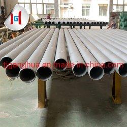 La norme ASTM A312 TP309S TP310s tp321 haute température tuyaux sans soudure en acier inoxydable