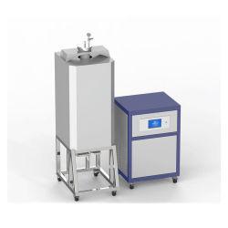 Esperimento Di Riscaldamento A Sospensione In Polvere Sistema Cvd A Letto Fluido Per Forni Verticali