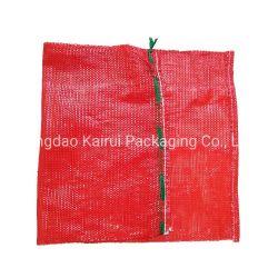Профессиональные PP пластиковый пакет с ячеистой сети использовать строку