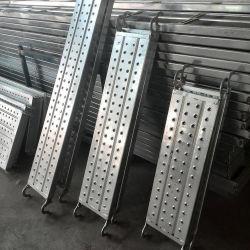 Alta plancia di Decking del metallo galvanizzata Strenghth dell'acciaio inossidabile per il servizio all'ingrosso dell'Asia Sud-Orientale