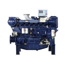 Motore diesel marino del Turbocharger elettrico di inizio di raffreddamento ad acqua con l'alta qualità
