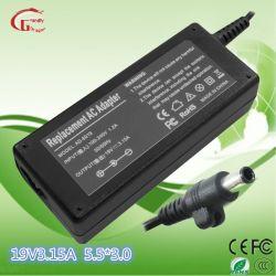 Commerce de gros AC DC Addapters/Chargeurs pour ordinateur portable Samsung 19V 3,15A 60W