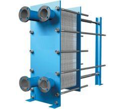 Placa de junta do permutador de calor industrial para o arrefecedor de óleo hidráulico