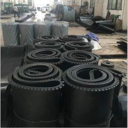 Китай на заводе Cleated резиновые ленты конвейера для угольной промышленности