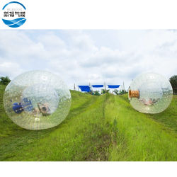 Новый надувной мяч Zorb тела земли, Детский ПВХ/TPU надувные шары Zorb воды для продажи