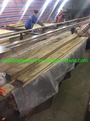 Bauholz-Rohstoff-Furnier-Blatt