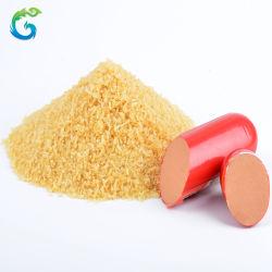 Pele Animal Grau Alimentício Gelatina 230 Bloom para o presunto salsicha