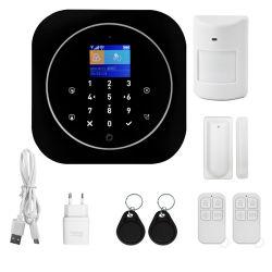 Smart APP draadloos GSM-alarmsysteem voor antidiefstal, 100 draadloze zones