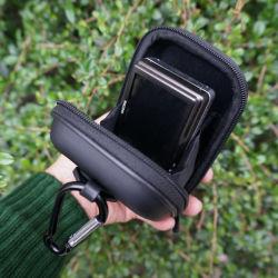 EVA Digital Camera Bag Funda rígida para Sony RX100 RX100II HX60 HX50 HX30 HX20 HX10 HX90 H9 HX80 HX90 WX300 WX500 Cubierta de cámaras