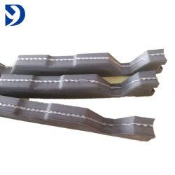 Grauer/schwarzer Farben-Panel-Dichtungs-Gebrauch wasserdichtes runzelndes EVA-Schaumgummi-Schliessen