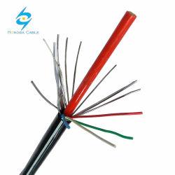 PVC Aluminium avec isolation XLPE Split Service concentriques d'antenne câble avec fil de communication