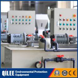 Sistema de Dosagem de Químicos Dosagem controlada para a usina de tratamento de águas residuais