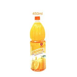Flotante Natural 450ml de zumo de naranja con un 10% de zumo y pulpa de 6% Real