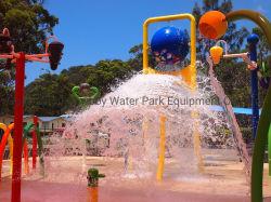 Wasserwasser-Park scherzt Spray-Spielplatz-Gerät