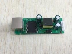 Le répartiteur (Gigabit Poe / isolées) IEEE802.3af/at / 12V 1A /5V 2A