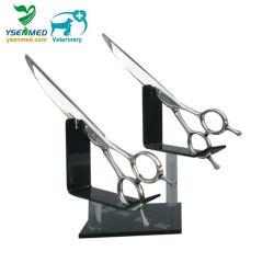 Clínica Hospital Veterinario09015 Ysvet doblando tijeras tijera de pelo de animal