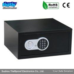 Nuevo diseño Panel Digital Armario de almacenamiento seguro Seguridad Electrónica Deluxe Caja de seguridad adecuada para almacenamiento de joyas de ordenador portátil dinero Seguro