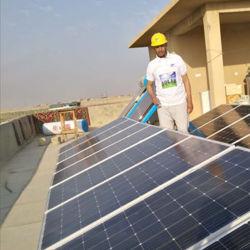 Sistema de paneles solares fotovoltaicos 4kw para uso casero con piezas completo