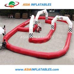 Les jeux de sport gonflable Inflatable piste de course pour les jeux de sport