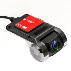 Adas USB FHD Voiture DVR 5MP Camera Video Recorder Se connecter avec Android la navigation