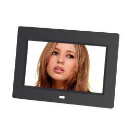 Moniteur d'affichage LCD 7 Cadre photo numérique avec auto sur Désactivé
