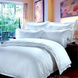 低価格のジャカードアパートの羽毛布団カバー一定の寝具セット