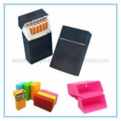 Dto0017 het In het groot Goedkope Geval van de Sigaret van de Koker van het Silicone van de Douane Plastic