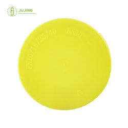 De plastic Gele Beschermer van de Flens van de Kleur behandelt &Protect het Volledige Gezicht van de Flens