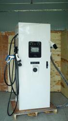 122 kW 3-in-1 gecombineerde oplader/50 kw CCS2, 50 kw Chademo, 22 kw CCS2 AC Type-2 laadstation voor elektrische auto's met OCPP, CE