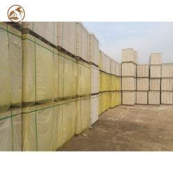Preiswertes umweltfreundliches langlebiges Gut sterilisierte leichte konkrete sterilisierte mit Kohlensäure durchgesetzte Kleber Fertigeinfache Installations-fehlerfreie Isolierung Alc vorfabriziertwand Panelb84
