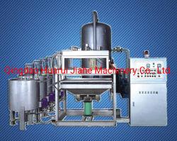 DOT policromáticos giratorio Spray y continuo de la máquina de hilo teñido tinte iva