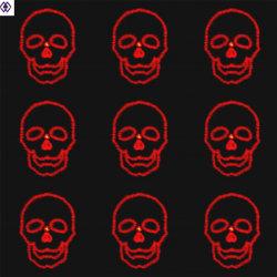 Лицо в головной части головки блока цилиндров с двойной эффект красных низкая цена лазерной оптике Diffractive дифракционного скрип объектив Доу моделей для изготовителей оборудования