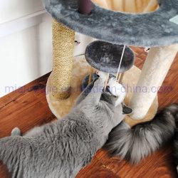 Muebles Condominio árbol Cat Kitten gatito mascota de la torre actividad jugar Casa con arañar puestos