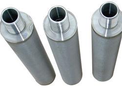 스테인리스 관통되는 금속 와이어 메시 필터 원자