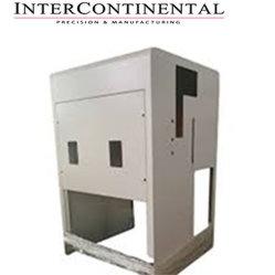 Custom Precision Folhas de metal, de Fabricação de solda, empenamento, corte, Metal formando, SPCC, Spgc, SPHC, cobre Fabricação