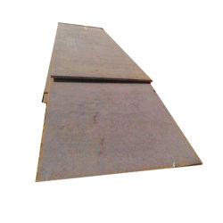 Superfície de ferrugem laminados a quente Q345nh resistentes à corrosão com Chapa de Aço
