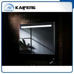 Lavabo de baño Bluetooth espejo, ilumina el LED (SM-004)