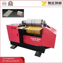 Cilindro de metal de aluminio fábrica China máquina laminadora con dos rodillos