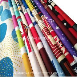 La impresión de dispersar el cepillado de poliéster tejido de la ropa de cama