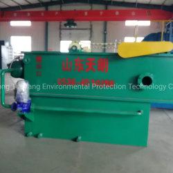 Daf à haute efficacité énergétique flottation à air dissous Machines de traitement des eaux usées pour l'hôtel/Industrail avant le traitement des eaux usées