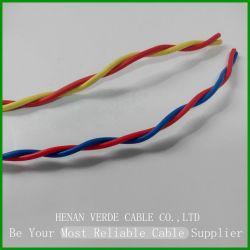 Le fil de bâtiment électrique torsadée Tw isolés en PVC pour câble de charge de la batterie et la construction
